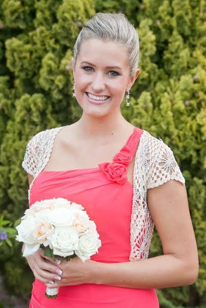 Image of bridal makeup artist Deahne Brumfield