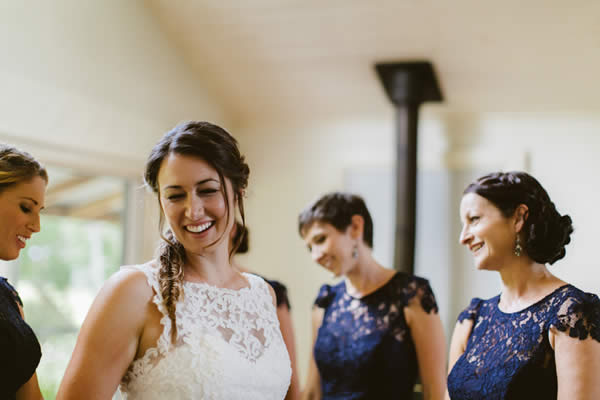 Bridal Hair Styling Southern Highlands