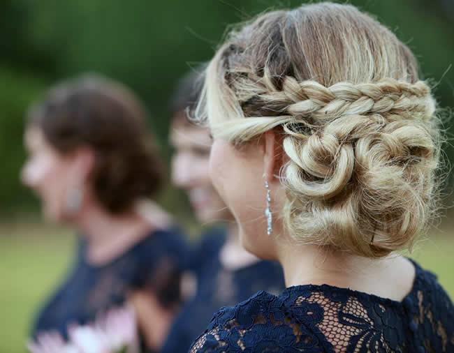 Bridal Hair Styling NSW